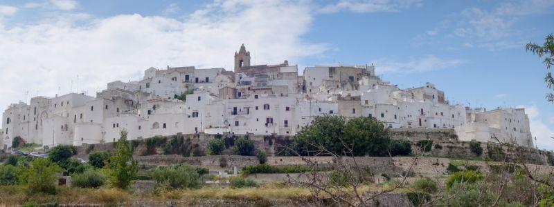 vakantie Apulia Italie