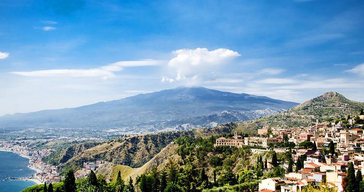 vakantie Taormina
