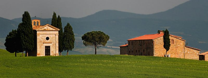 Agriturismo-Toscane