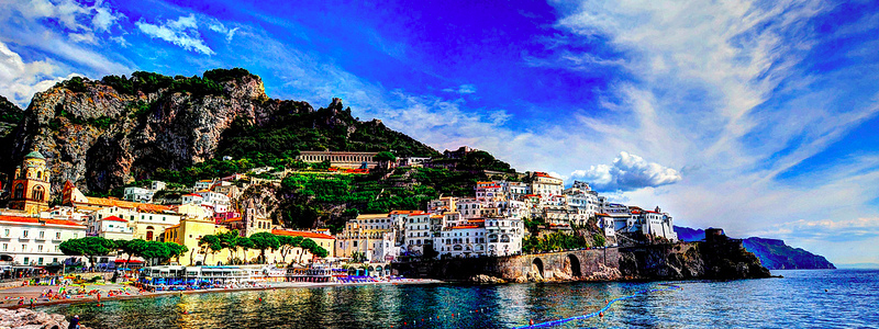 Fly Drive Amalfi