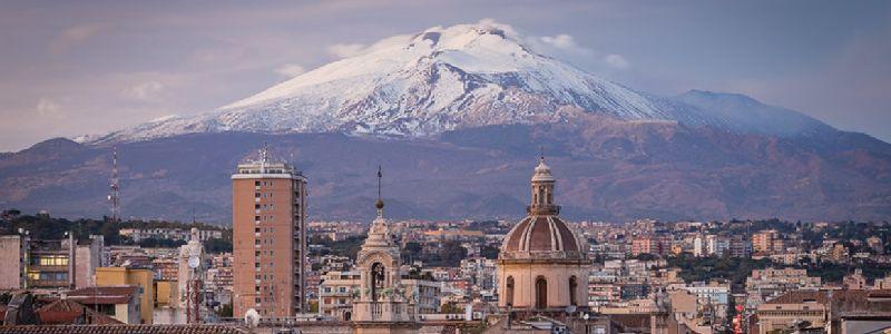 vakantie Catania